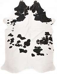 Cowhide - black and white 87