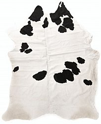 Cowhide - black and white 92