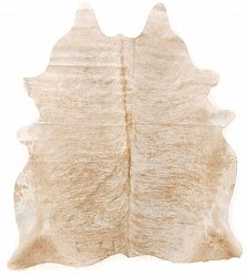 Cowhide - Classic Brown and White 16