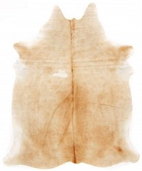 Cowhide - Classic Brown and White 17