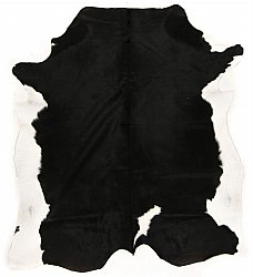 Cowhide - black and white 80