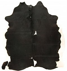 Cowhide - black and white 18