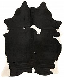 Cowhide - black and white 14