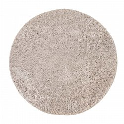 Round rugs - Soft Shine (beige)