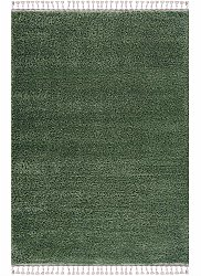 Shaggy rugs - Cudillero (green)