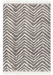 Shaggy rugs - Chimborazo (grey)