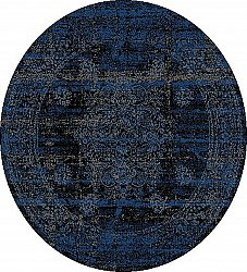 Round rug - Peking Royal (navy)