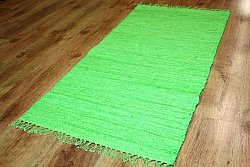 Rag rugs - Cotton (lime)