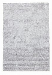 Rug 133 x 190 cm (shaggy rug) - Elegance (light grey)