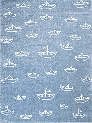 Childrens rugs - Bueno Sailing Boats (blue)