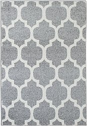 Rug 133 x 190 cm (wilton) - Seattle (grey)