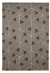Wilton rug - Paris Abstrakt (Grey)