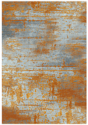 Wilton rug - Kebira (brown/blue)