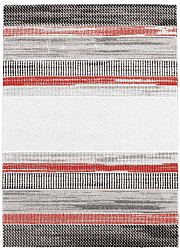 Wilton rug - Dalur (red)