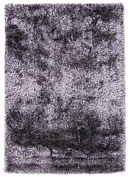 Rug 140 x 200 cm (shaggy rugs) - Soft Deluxe (purple)