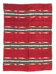 Kilim rug Turkish 173 x 128 cm