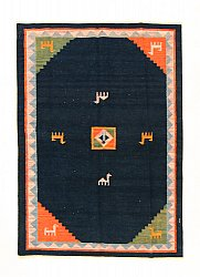 Kilim rug Turkish 196 x 141 cm
