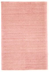 Bamboo silk rug - Faliraki (light pink)