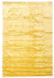 Rug 200 x 300 cm (viscose) - Jodhpur Special Luxury Edition (yellow)