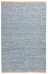 Wool rug - Galway (light blue)
