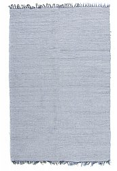 Rug 170 x 240 cm (cotton) - Silje (grey)