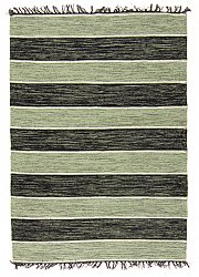 Rug 160 x 230 cm (cotton) - Joan (green)