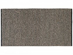 Kitchen rug (plastic/cotton) - The Horredmatta Uni Mix (brown)