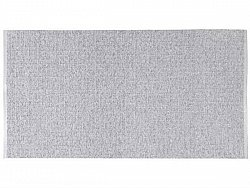 Kitchen rug (plastic/cotton) - The Horredmatta Uni Mix (grey)