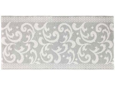 Plastic Mats - The Horredmatta Barock (grey)