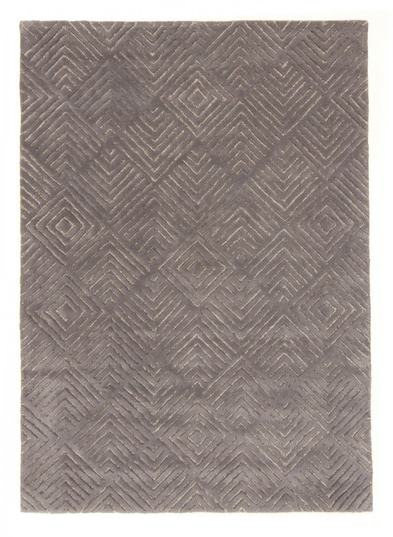 Wool Rug Marseille Grey Wool Rugs