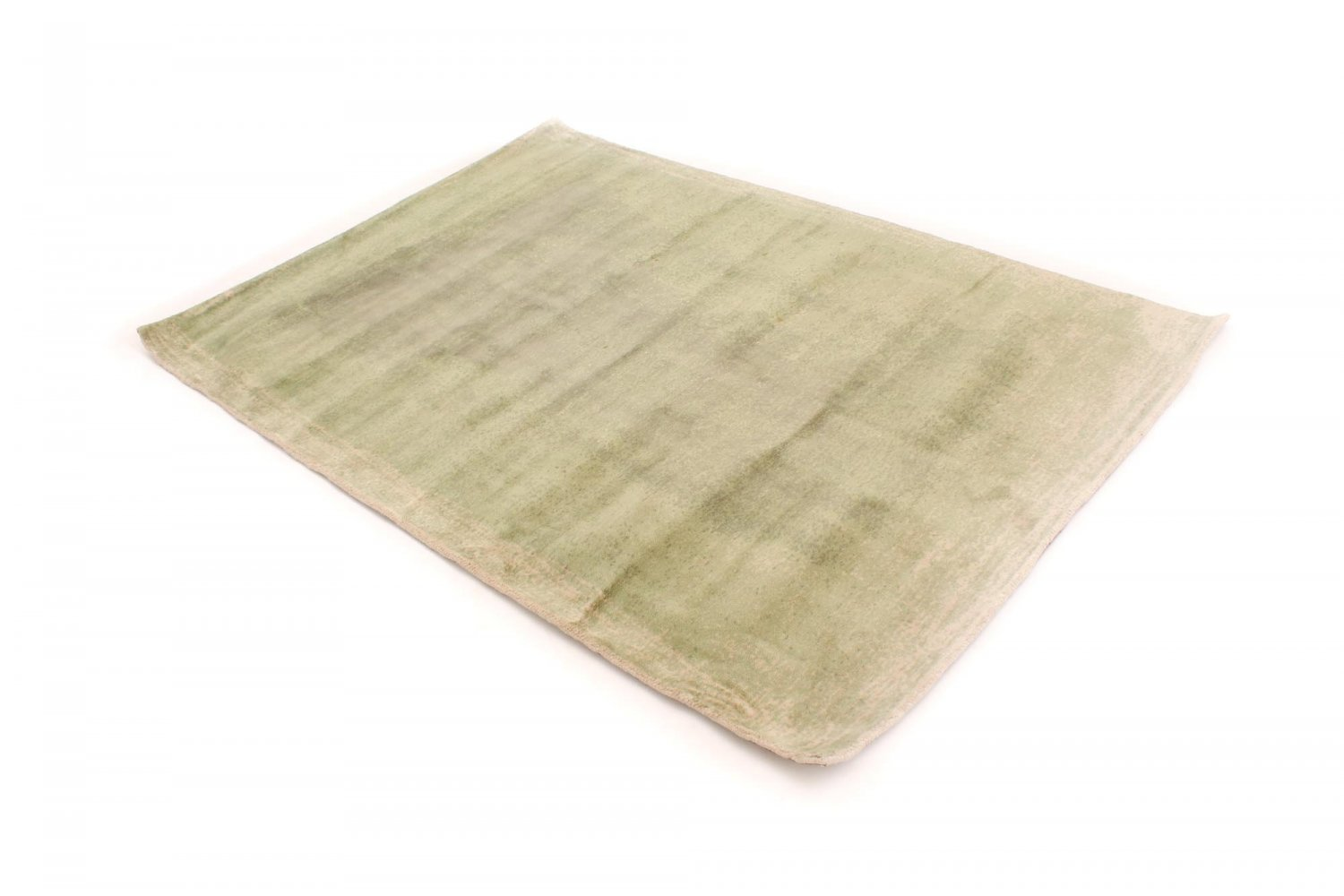 Wool Rug Karyes Green Beige Grey Green Rugs