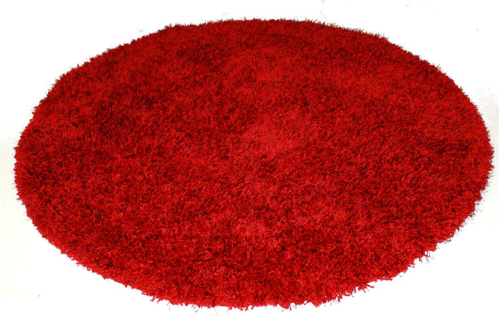 Round Rugs Red Spectrum Round Rugs