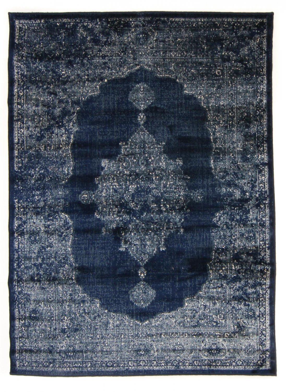 Wilton Rug Zaira Navy Blue Rugs