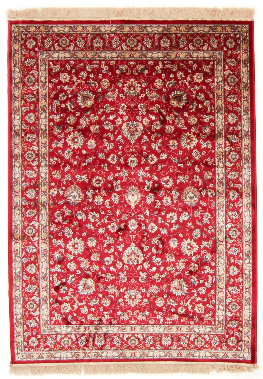 Wilton Rug Floresta Red Living Room Rugs