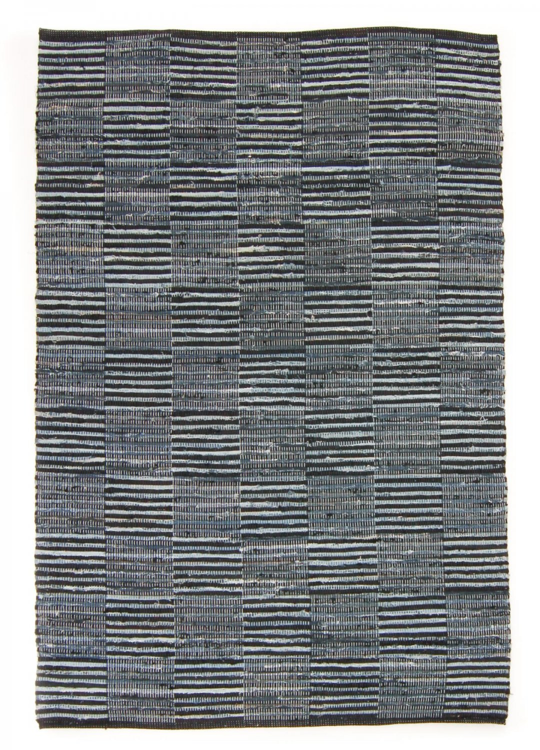 Rag rugs - Emma (dark blue)