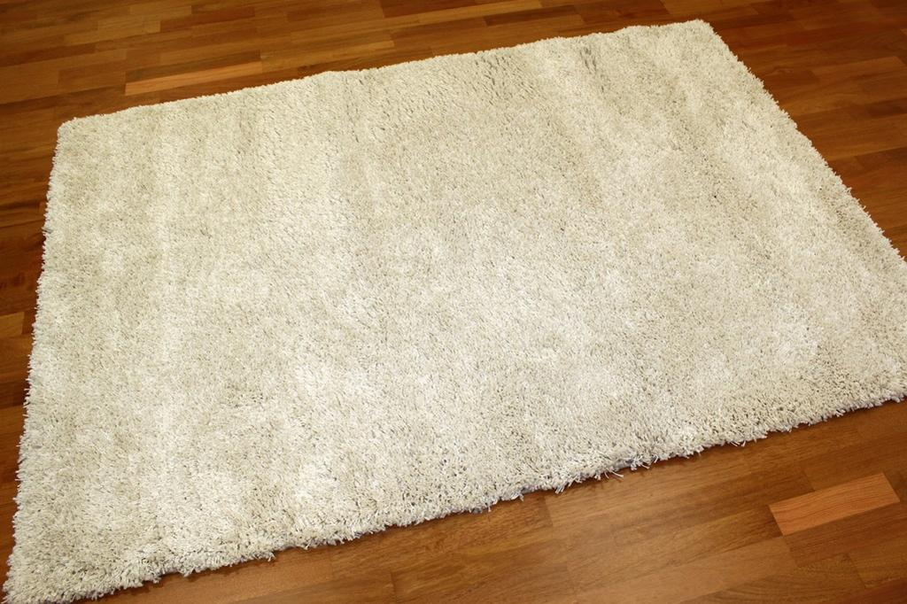 Shaggy Rugs Shaggy Deluxe White Shaggy Rugs