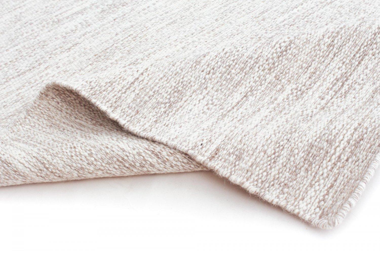 Wool Rug Wellington White White Rugs