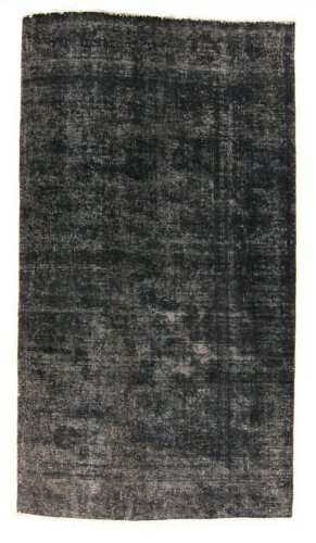 persian rug colored vintage 255 x 137 cm