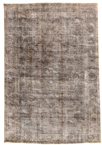 Persian Rug Colored Vintage 291 X 200 Cm