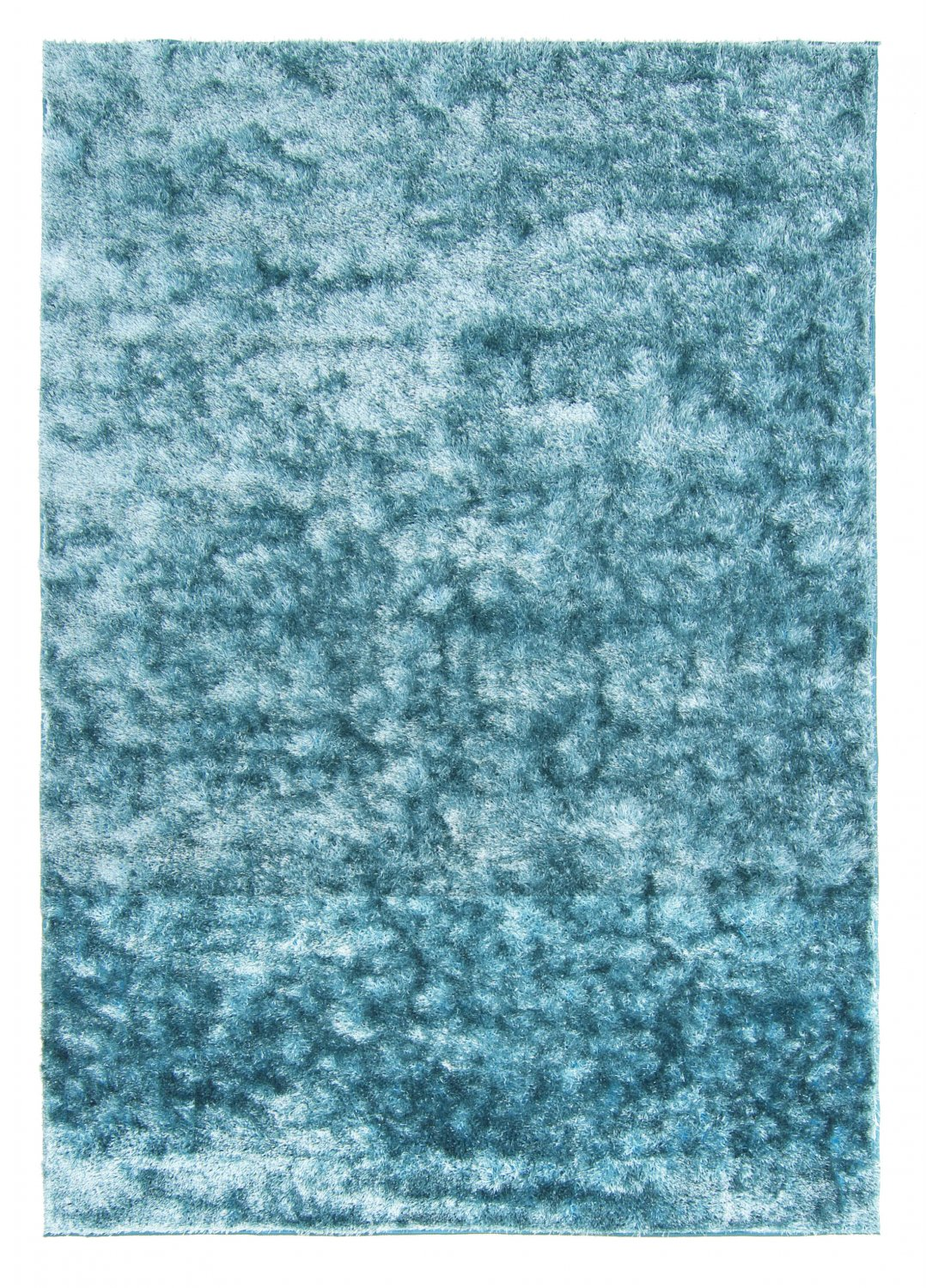 Shaggy rugs - Cosy (blue/green)