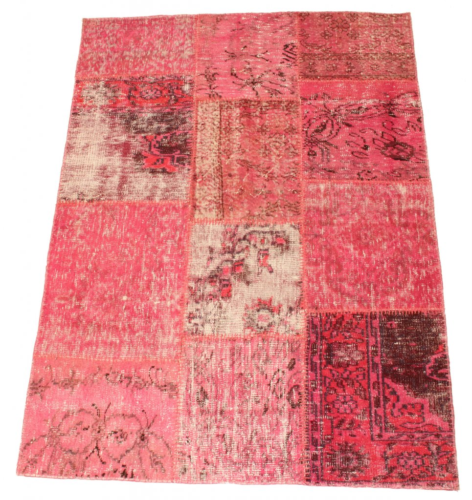 Patchwork Vintage Carpet 200 x 140 cm