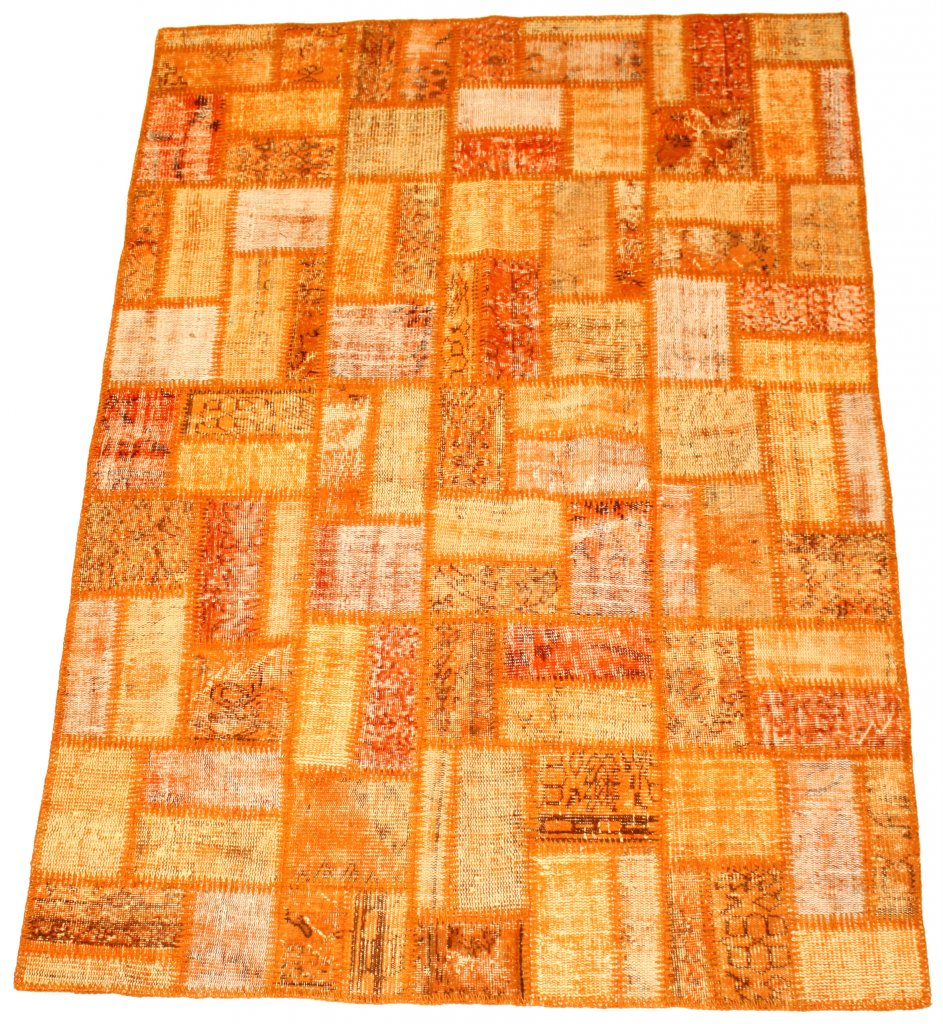Patchwork Vintage Carpet 230 x 160 cm