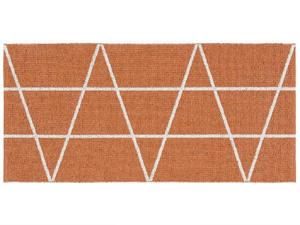 Plastic mats the horredmatta viggen orange - Orange kitchen floor mats ...