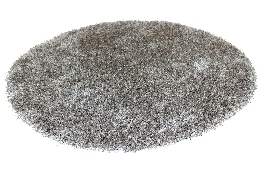 Round rugs (grey) - Spectrum