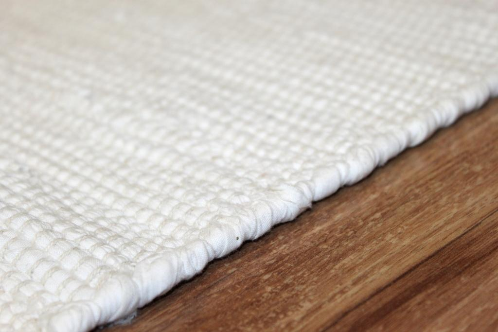 Rag rugs - Cotton (white) - Rag rugs - Trendcarpet.co.uk